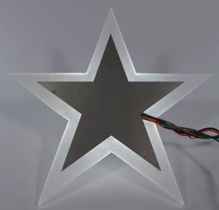 LED-Sterne Musterstern