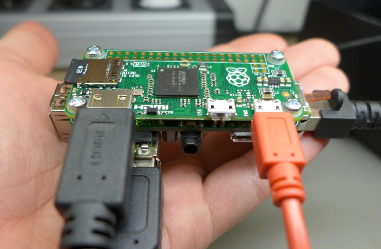 PIOstack 1: Inbetriebnahme mit Raspberry Pi Zero 🎥