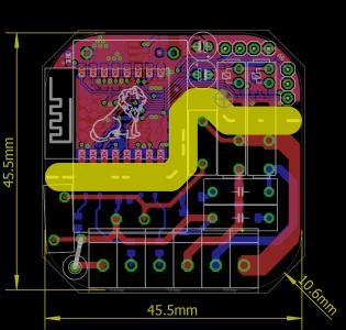 ESP8266 I/O Isolation