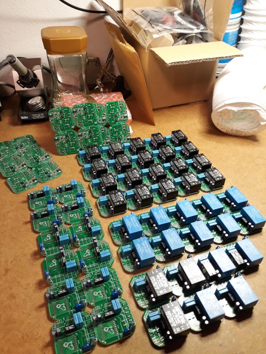 ESP8266 230V I/O Modul endlich verfügbar! 🛍️